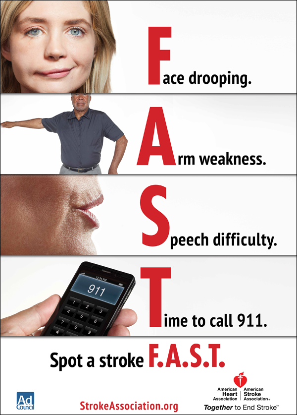 StrokeAssociation.org F.A.S.T.